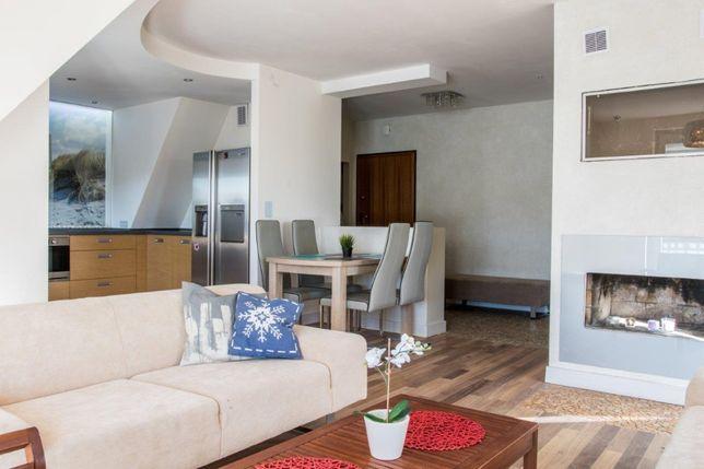 Apartament 3 pokoje nad morzem w Gdańsku Jelitkowo 100m do plaży