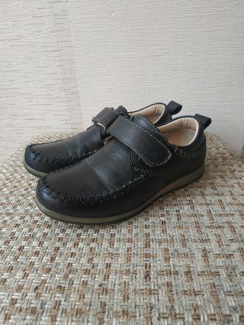 Туфлі для хлопчика 28р. Ціна 100 грн.