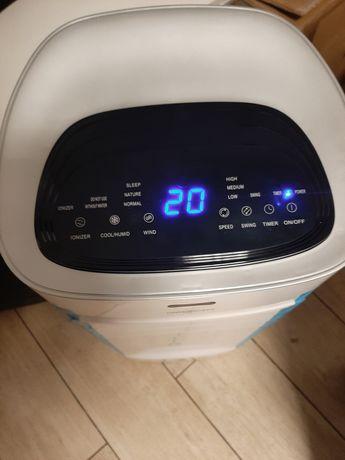 Klimatyzator wraz z oczyszczacze powietrza