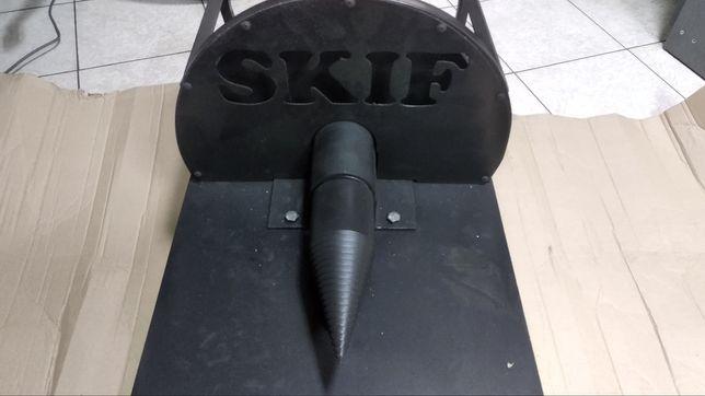 Дровокол конусный колун дрова Скиф ДМ-2200, 80мм