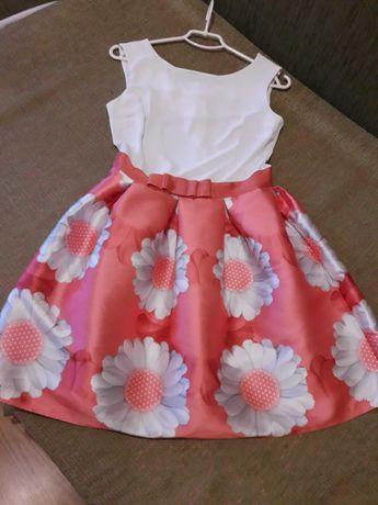 Платье нарядное нежное
