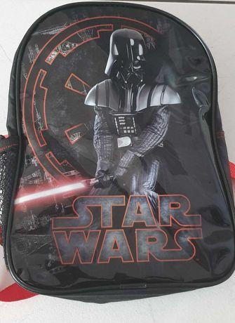 Plecak Star Wars Gwiezdne Wojny Lord Darth Vader czarny j.nowy