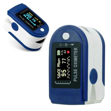 Пульсоксиметр оксиметр на палець Pulse Oximeter