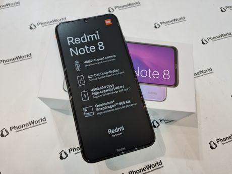 Nowy Xiaomi Redmi Note 8 4/64GB