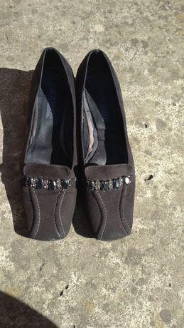 Туфлі замш