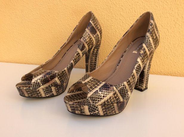 Sapatos da moda por estrear da Parfois