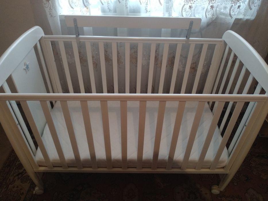 Продам дитяче ліжечко Радехов - изображение 1