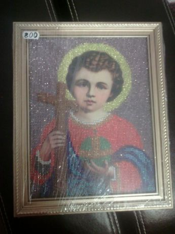 Вишивка Малий Ісус