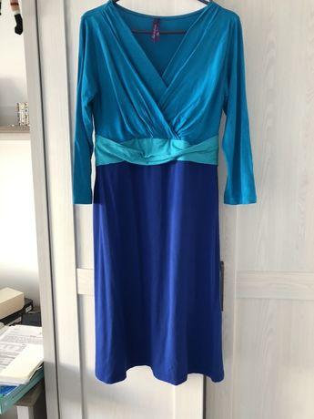 Suknia ciazowa i do karmienia firmy Seraphine male 38