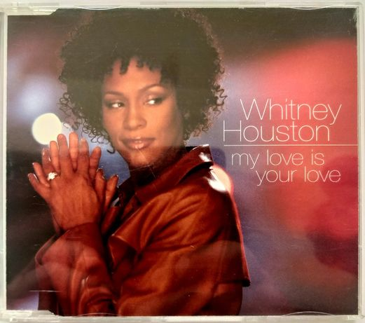 MaxiCD Whitney Houston My Love Is Your Love 1999r