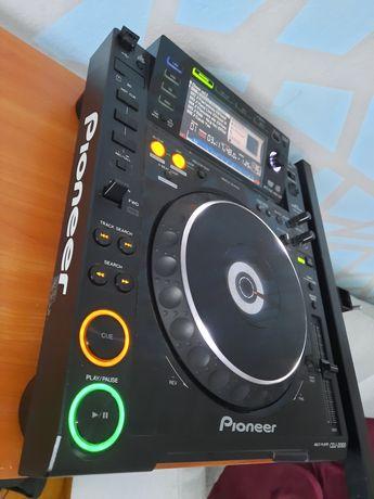 2xOdtwarzacz Pioneer CDJ2000 + Case