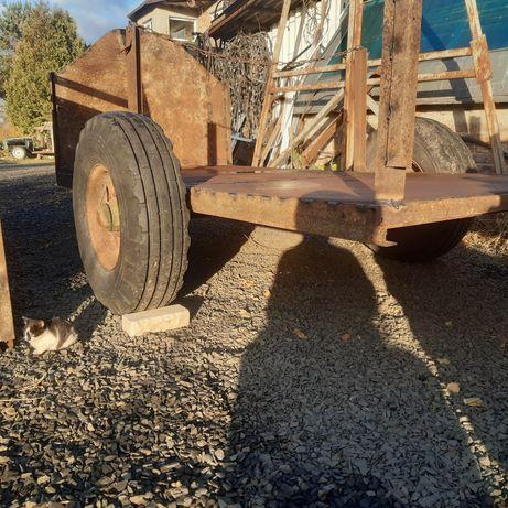 Прицеп саморобний тракторний