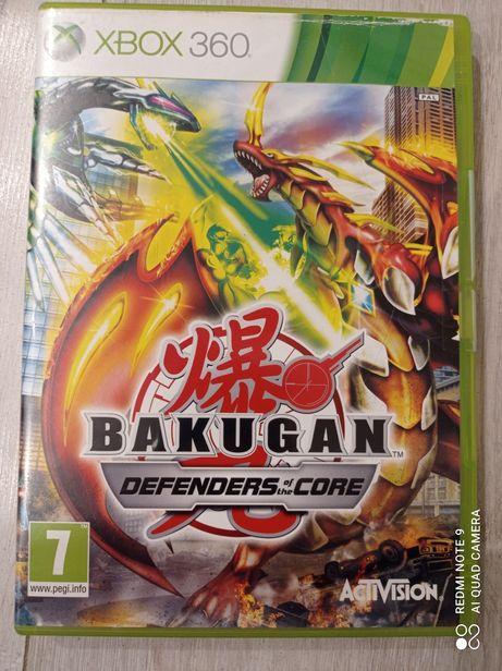 Oryginalna gra Xbox 360 Bakugan Defender of the core. Unikat