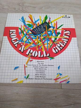 Rock'n roll greats - płyta winylowa