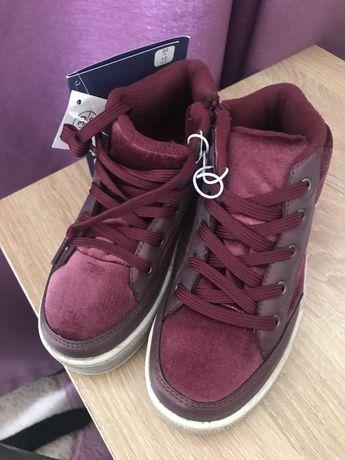 Яркие ботиночки