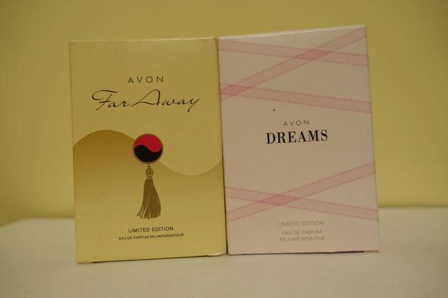Avon Far Away i Avon Dreams 30 ml