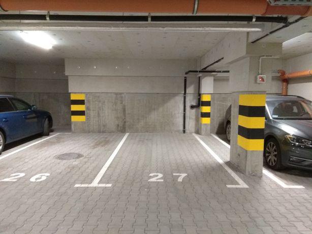 Enklawa Winogrady miejsce parkingowe w hali garażowej do wynajęcia