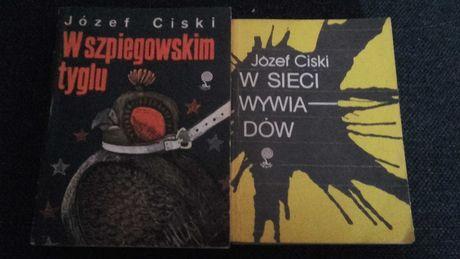 Józef Ciski-2 książki