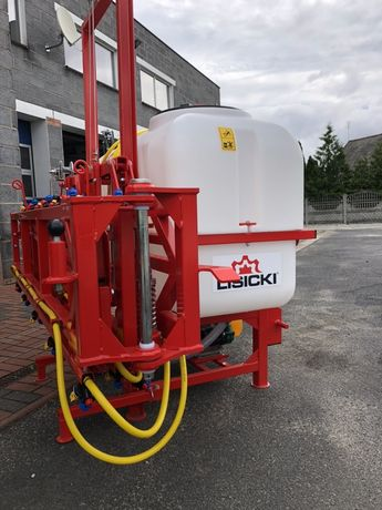 Optyskiwacz 600 l 15 m firmy Lisicki