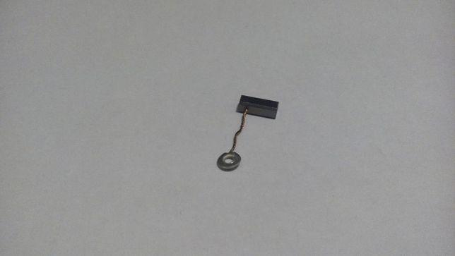 Электрощётки,щетки для двигателей 4×4×11 - МГС-7и, Д-25г - ВБ5.593.124