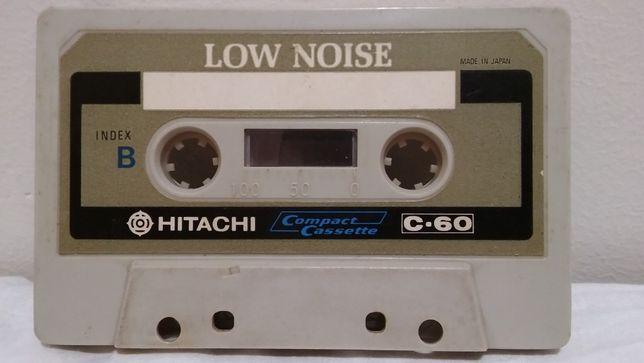 Kaseta magnetofonowa Hitachi C-60