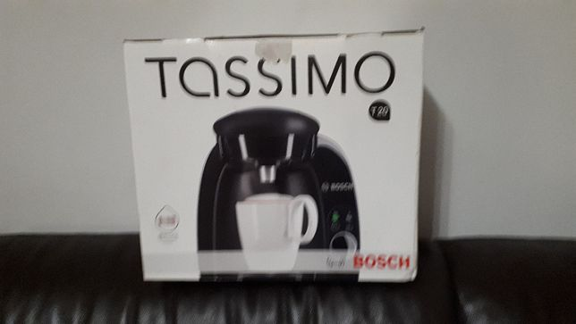 Ekspres na kapsułki BOSCH Tassimo T20 - TAS2002EE NOWY