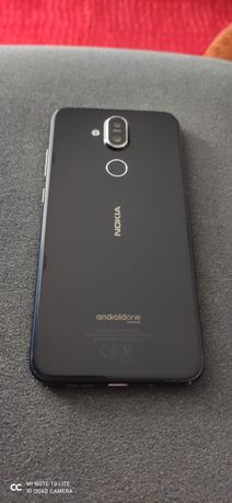 Smartfon Nokia 8.1 .