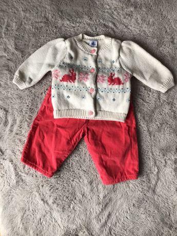 Zestaw niemowlęcy Petit Bateau