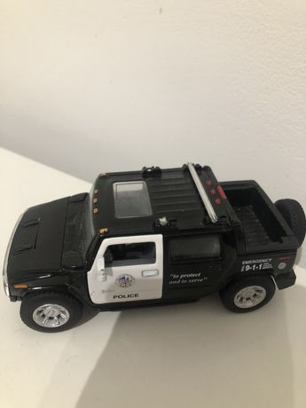 джип полицейская машина поліція джип металическая машинка машина
