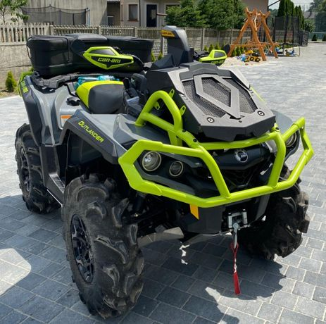 can am xmr jak nowy 2020 r