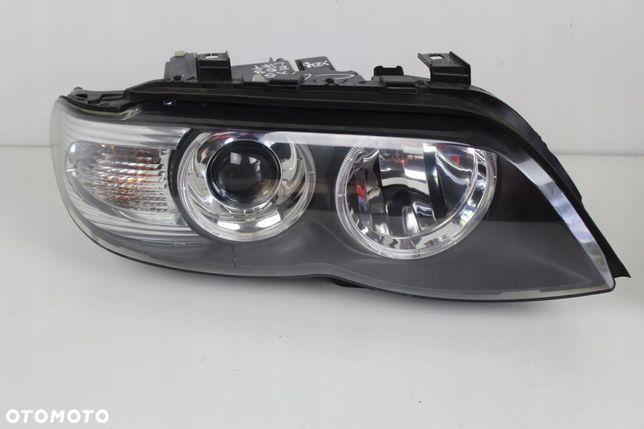 LAMPA PRZÓD PRAWA BMW X5 E53 LIFT XENON EUROPA