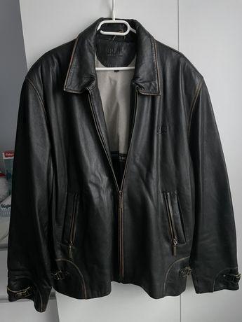 Sprzedam kurtka skorzana skora meska Hugo Boss xxl