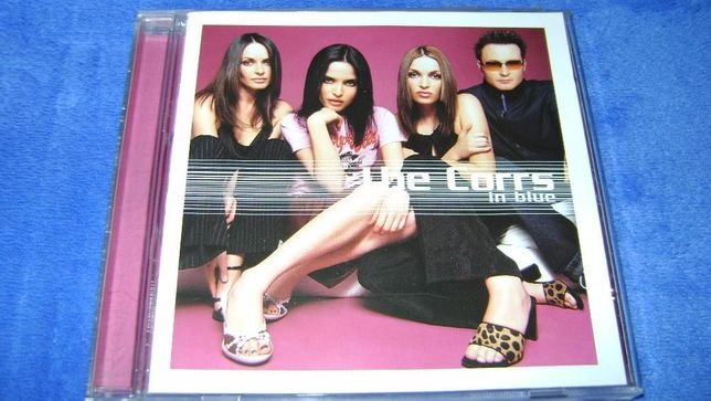 Corrs CD In blue