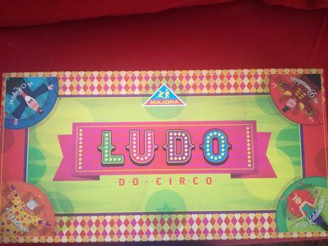 Vendo jogo Ludo do circo Novo