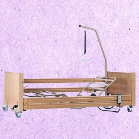 Łóżko rehabilitacyjne elektryczne dla chorego