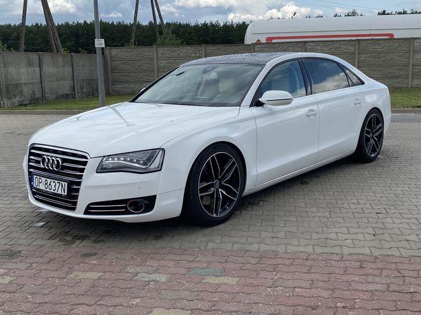Audi A8L 4.2 FSI mega zadbabe