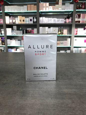 Cytrusowe Perfumy Męskie  Chanel Allure Homme Sport 150ml edt