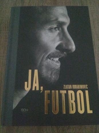 Ja, futbol Zlatan Ibrahimović. Pięknie wydana