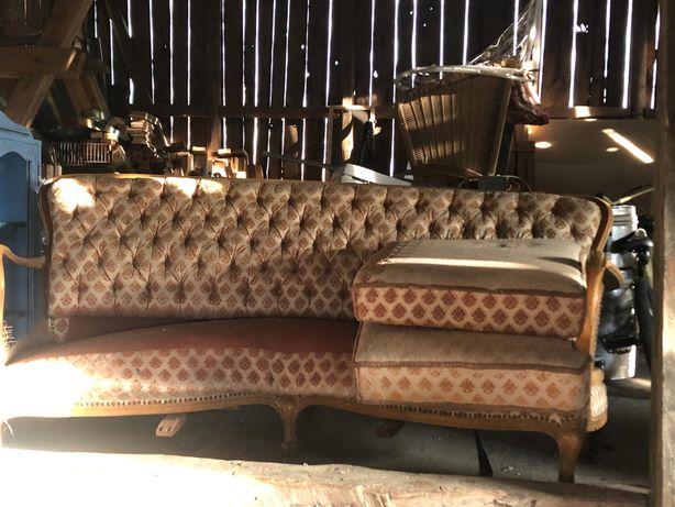 Stara sofa do renowacji