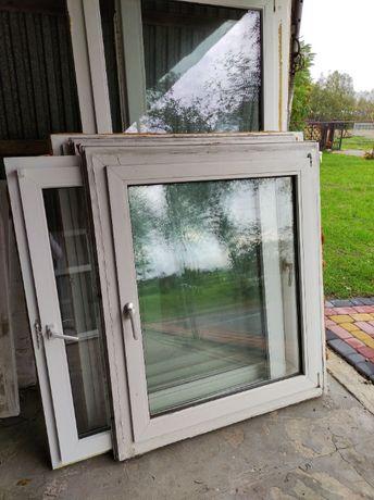 Okna z demontażu
