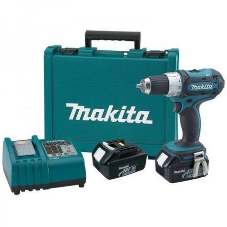 Akumulatorowa Wiertarko-Wkrętarka 18V/3.0Ah LI-LON DDF453RFE Makita