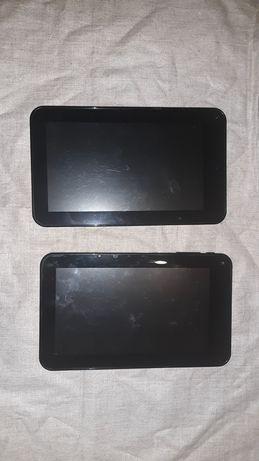 2 черных планшета