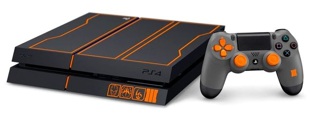 Playstation 4 call of duty edition