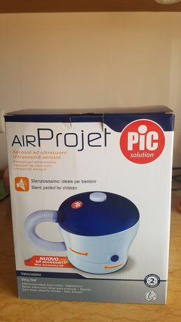 Aerossol PIC Air Projet