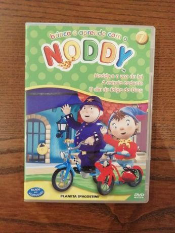 DVD Noddy