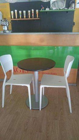 Mesa de bar redonda novas