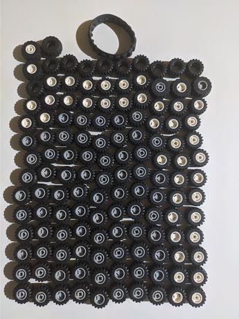 Ponad 200 Kół/Felg/Opon LEGO CITY