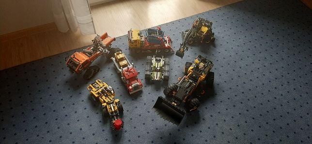 Klocki LEGO 8 zestawów