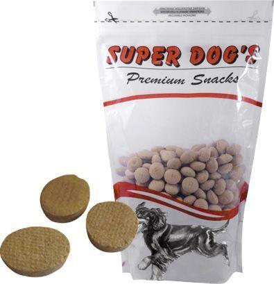 Ciastka 21 dla psów talarki z jagnięcina i ryżem 700g