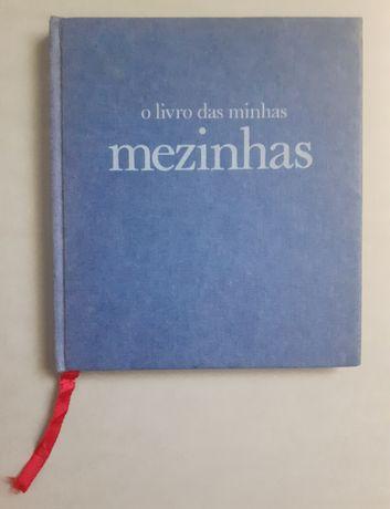 """Livro """"As Minhas Mezinhas"""""""